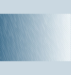 rain drops on transparent background falling vector image