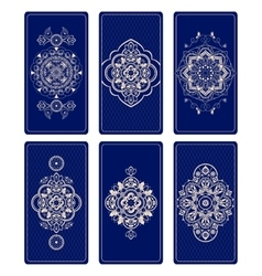 for Tarot cards vector image