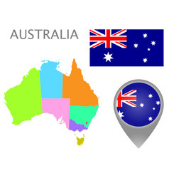 Australia ad vector