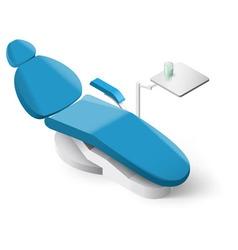 Dentist tools vector image