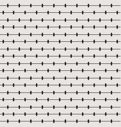 abstract of classic crystal black pattern vector image