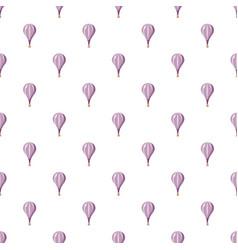 Air balloon pattern vector