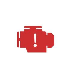 Alarm motor symbol vector