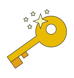 key game item vector image