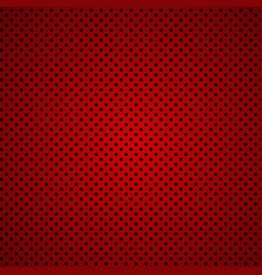 red carbon fiber background seamless patterns vector image