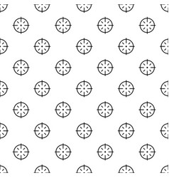 Specific target pattern seamless vector