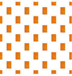 Crumb biscuit pattern seamless vector