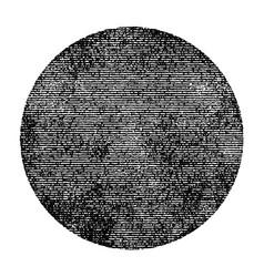 Striped grunge stamp vector