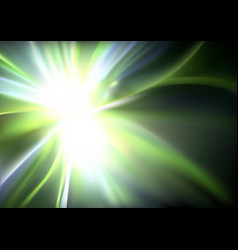 glowing light rays background vector image