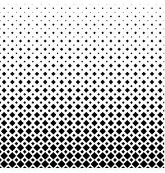 Monochromatic square pattern background vector