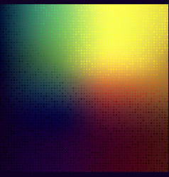 Abstract bright colors minimal mosaic background vector
