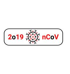 Coronavirus cell 2019-ncov china pathogen vector