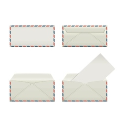 Envelope third vector