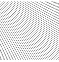 striped lines on white background abstract vector image