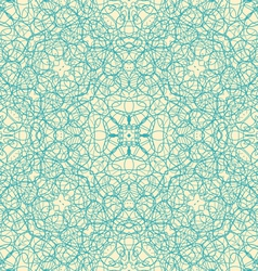 web pattern blue vector image