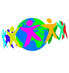 People of the World vector image