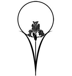 Iris vector