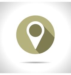 Navigation icon Eps10 vector