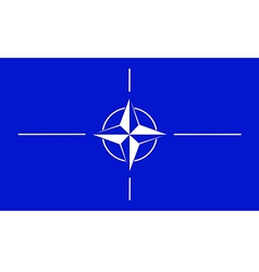 North Atlantic Treaty Organization NATO vector