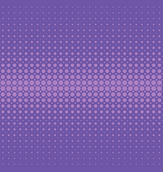 purple halftone dot pattern background - abstract vector image