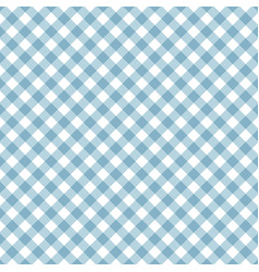 seamless stripe pattern in blue and white colors vector image