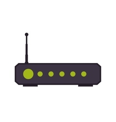 Wifi internet web technology icon graphic vector