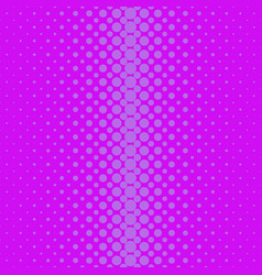 color abstract halftone circle pattern background vector image
