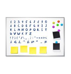 office board vector image