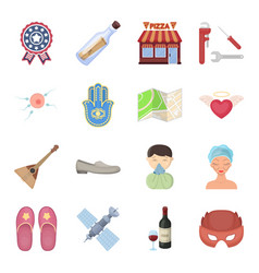 science education medicine and other web icon in vector image