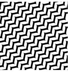 Seamless pattern diagonal zigzag herringbone vector