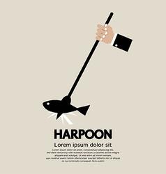 Harpoon vector