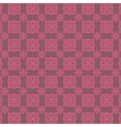 Romantic and love seamless pattern vector image vector image