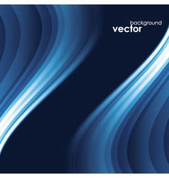 Abstract Light wave Background vector