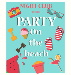 ideal for seasonal event poster web banner for vector image