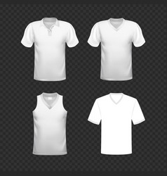 Set soccer or football kit template for your vector