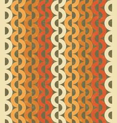 seamless chain grange pattern vector image