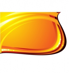 gold border vector image vector image