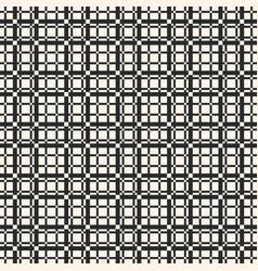 Lattice seamless pattern simple geometric texture vector
