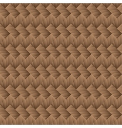 seamless pattern parquet vector image