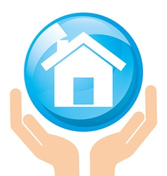 insurance service vector image