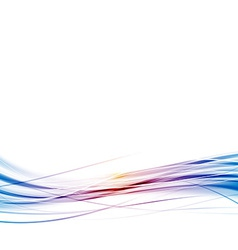 Abstract modern speed hi-tech wave background vector image