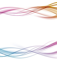Modern abstract transparent background with lines vector