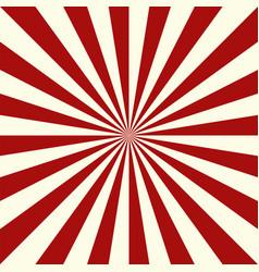 sunburst new year pattern radial stripes vector image