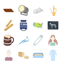 Trade business tourism and other web icon in vector