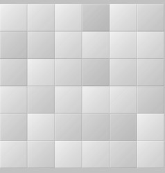Wall tiles set wall and floor coverings vector