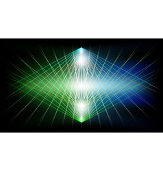 trance background vector image vector image