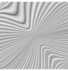 Design monochrome parallel waving lines background vector image