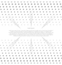 dots pattern vector image vector image