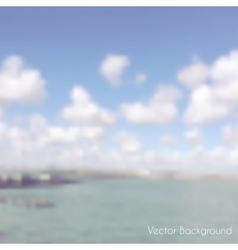 mesh Blurred background vector image