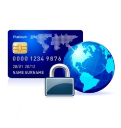 Secure online payment vector